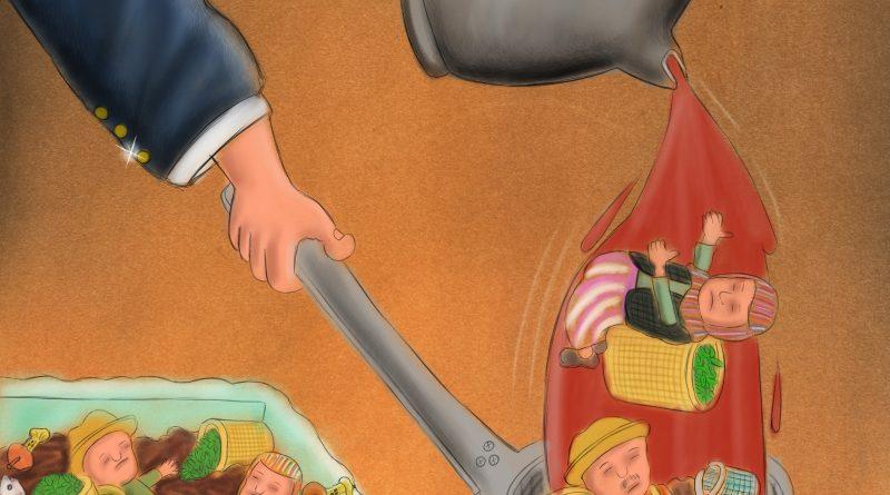 Karikatürüme Mansiyon Ödülü